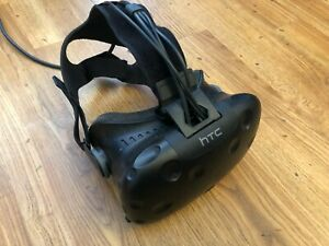 HTC Vive VR headset With 3 in 1 Cable Works with Index Controllers / Lighthouse