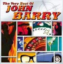 Various The Very Best of John Barry CD Soundtrack Compilation Album 2007