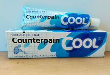 COUNTERPAIN COOL 60G ANALGESIC BALM MASSAGE RELIEVES MUSCULAR PAIN FREE SHIPPING