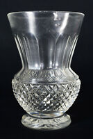 Large Antique Georgian/Regency Whiskey Glass Thistle Tumbler c1820 no 4