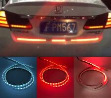 Traje LED RGB Cola Secuencial Indicador Marcha Atrás Luz Strip Retrofit Showcar