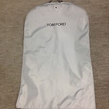 New TOM FORD Gray Nylon Travel Garment Bag with Handles