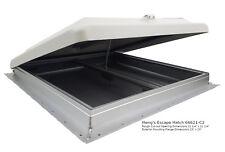 66621-C2 Heng's ESCAPE HATCH complete roof vent lid metal frame rv bus 22