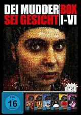 DEI Mudder fue Cara PARTE 1 2 3 4 5 6 7 Limited Edición 6 Caja de DVD Colección