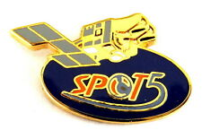 """Viajes espaciales pin/Pins-spot 5 """"Satellite pour l 'observation de la terre"""" [1379]"""
