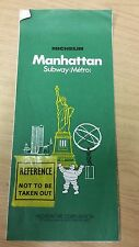 Manhatten: Michelin Map (M14)