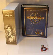 Toynami Masterpiece Collection Robotech Macross Saga VF-1J Miriya Sterling + Cel