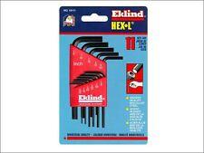 Eklind - Hexagon Key Short Arm Set of 11 Imperial (1/16 - 1/4in)
