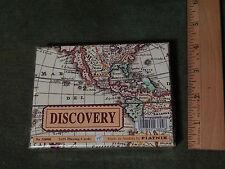 Longitude / Latitude Geography *Discovery* [Playing Cards] by Piatnik *NEW* Ltd.