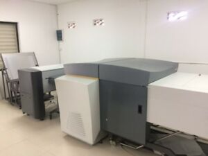 CTP - prepress equipments - Kodak Magnus 400 II Quantum