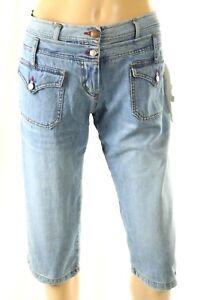 Wooxoom Paris Women's Capri Jeans Size 1