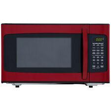 Hamilton Beach 1.1 Cu ft. 1000W Microwave - Red