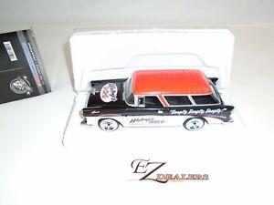 Darrell Waltrip 1955 Chevy Nomad Waltrip's Speed Shop Octane Garage 1/24 Lionel