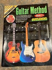 Progressive Guitar Method - Book 1 Supplement with DVD by Gary Turner
