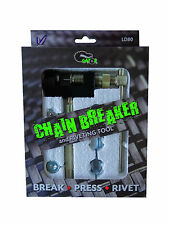 Motorcycle Quality Chain Breaker & Riveting Tool - suitable 420 / 532 Chains. UK