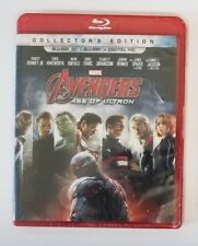 Marvel Avengers: Age of Ultron (Blu-ray Disc, 2015, Includes Digital Copy 3D)