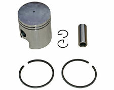 Yamaha FS1E FS1 piston kit +0.75 o/s - 50cc barrel (1974-1989) 40.75mm bore size