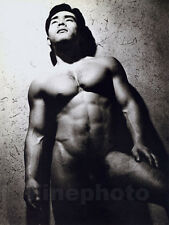 1960's Vintage MALE NUDE Japan Muscle Physique Body Photo Art 11x14 TAMOTSU YATO