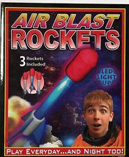 Air Blast Rocket con 3 missili per bambini dai 5 anni #abr