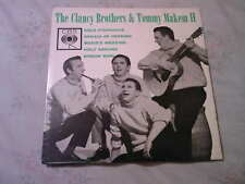 THE CLANCY BROTHERS & TOMMY MAKEM No 2 1963 4 TRACK VINYL EP MARIE'S WEDDING!