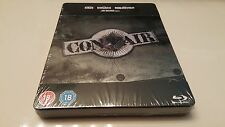 Con Air STEELBOOK (Blu-ray, UK) PLAY.com Exclusive Rare OOP