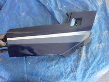 Side cover right ex250 ninja 250 kawasaki 87-2007