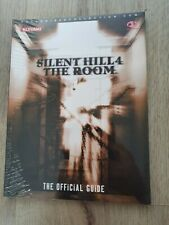 PS 2 Xbox PC Silent Hill 4: The Room Piggyback  Strategy Guide factory sealed!