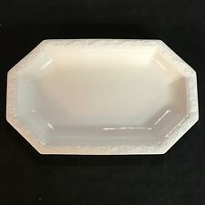 Rosenthal Maria White Small Oval Serving Platter