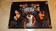 HUSTLE & FLOW  movie poster TERRENCE HOWARD poster