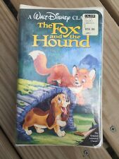 The Fox And The Hound NEW Walt Disney Classics Factory Sealed Black Diamond 1662