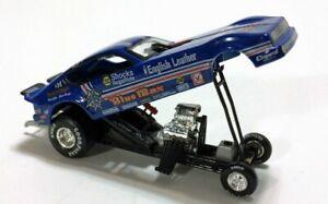 RAYMOND BEADLE 1979 BLUE MAX 1/64 ACTION DIECAST PLYMOUTH ARROW FUNNY CAR 15,500