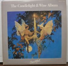 The Candlelight and Wine Album Beautiful 33RPM CSPS1342C    111116LLE