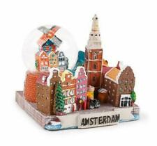 Schneekugel Amsterdam Holland Modell Snowglobe Souvenir Niederlande