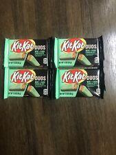 Lot Of 4 Kit Kat Duos Mint + Dark Chocolate, 1.5oz Bar