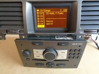 Vauxhall Vectra C Signum CDC40 Stereo CD Player 6 Disc Changer + GID Display