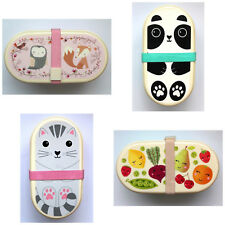 Sass & Belle Bento Box Brotbox Brotdose Lunchbox Sandwich Kindergarten Pickinick