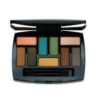 Chanel Eyeshadow Palette Affresco Blue Pink Green Brown Gold Black - Damaged Box