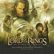Howard Shore Der Herr der Ringe-Die Rückkehr des Königs (soundtrack, 2003.. [CD]