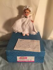 Madame Alexander 8'' Little Nanny Etticoat Mint ln Box #428 1986
