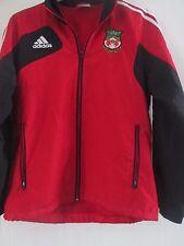 Wrexham Adidas Football Jacket Size Medium Adult /41277