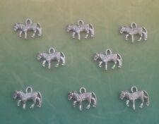 ❤ ❤ encantos de Oso Pack de 8 ❤ de manualidades//fabricación de joyas combinado P /& P ❤ ❤