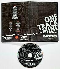 DVD Snowboard Film ONE TRACK MIND Wiig/Ettala/Mills/Kratter/Smolla/Ishikawa/MFM