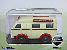Oxford Diecast Lancashire Evening Post Austin K8 Threeway Van