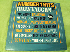 "BILLY VAUGHN*NUMBER I HITS VOL 1*DOT DLP 3540*1963*12""33 RPM*BIG BAND*POP MONO"