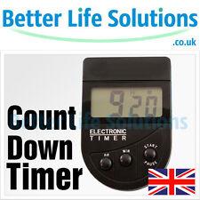 Digital temporizador de cuenta regresiva | Cocina Chef conductor de camión 20 horas | Clip Magnético &