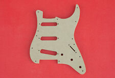 """Stratocaster Pickguard Router Template 8 and 11 Hole CNC 1/2"""" MDF Strat"""