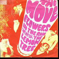 "Move 7"" Flowers In The Rain / The Lemon Tree  (NL,Stateside,1967)"