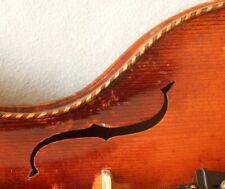 "Very old labelled Vintage violin ""Georges Chanot"" 小提琴 скрипка ヴァイオリン Geige 1228"