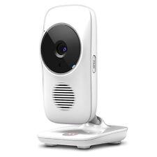 Baby Monitor Camera Wifi Motorola Video Portatile Rileva Rumori Movimento Bianco