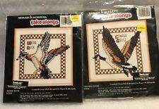 MONARCH HORIZONS ~ Lot of 2 ~CANADA GOOSE & WOOD DUCK